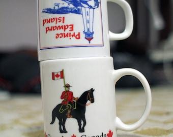 Canada Mug Set