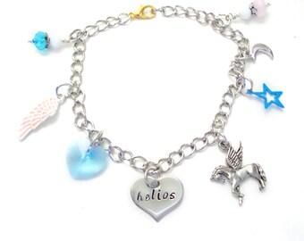Chibiusa's Charm Bracelet