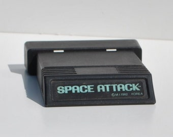 Atari 2600 Space Attack Game From Atari 1982