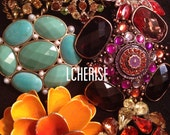 Perfect Custom Gift - Send me your brooch - I make it Art - custom order deposit - Brooch Art