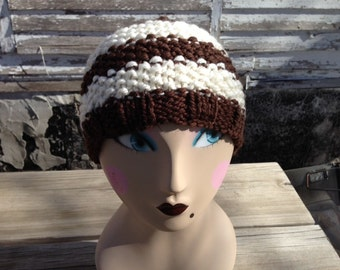 Woman's Chunky Wool Hat