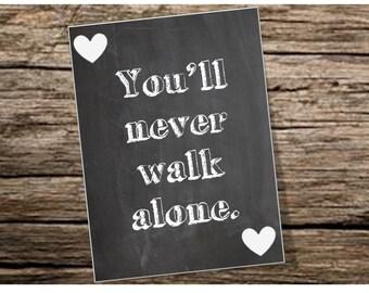 you are never alone book pdf