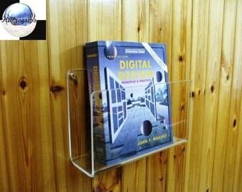 Magazine Book Brochure Calendar  Wall Holder Stand Display
