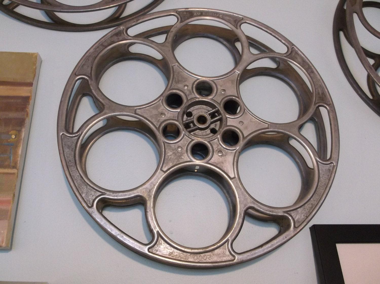 Vintage Film Reel Vintage Film Reel by Goldberg