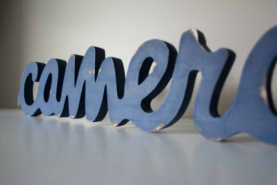 Large Baby name, above crib, over the crib, large wooden name sign