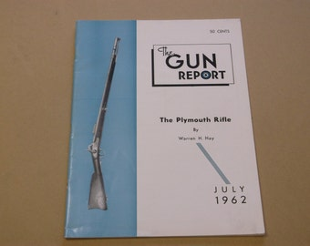 Vintage 1962 The Gun Report, The Plymouth Rifle