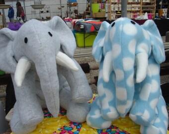 Toy Elephant Plush Baby Gift Nursery Decor