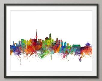 Beijing Skyline, Beijing China Cityscape (1268)