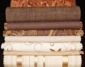 Fabric Sample Book TREND WINDOW ACCENTS, Draperies Bedspreads Upholstery 98 Swatches