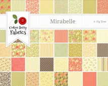 Mirabelle Jelly Roll by Fig Tree & Co. for Moda - One Jelly Roll - 20220JR