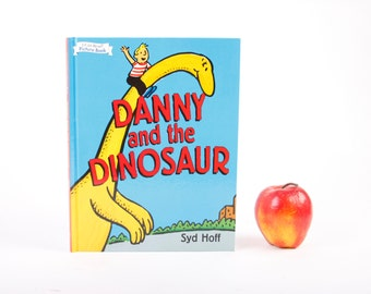 Book iPad Cover- Tablet Case made from a Book- Danny the Dinosaur
