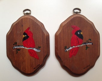 Set of 2 cardinals