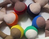 """Cotton knit cap for 11"""" doll"""
