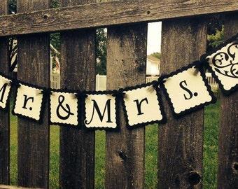 Engagement, Wedding, Bridal, Couple's Shower Banner