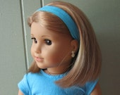 "American Girl Doll Accessories / 18"" Doll Accessories - Headband - Choose Your Color"