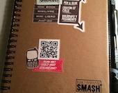 Mini Smash Book