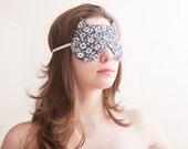 Cat Sleep Mask, Black, bridesmaid gift