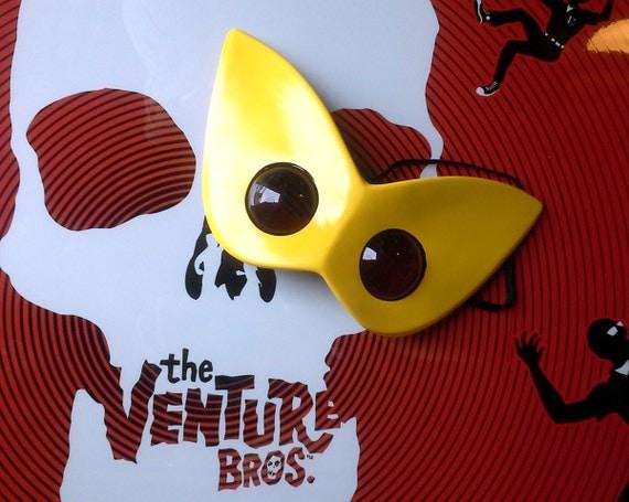 Venture Bros Monarch Henchmen FEMALE mask
