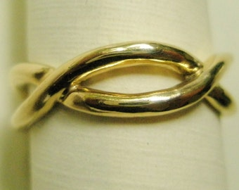 14 Karat Gold Eternity Ring