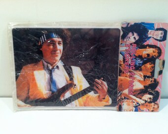 The Rolling Stones Sticker - In It's Original Package, Never been opened - 1983.