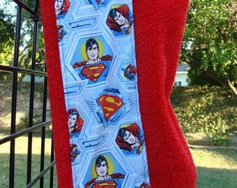 Superman II Comic Children's Hooded Bath Towel, Made in the USA