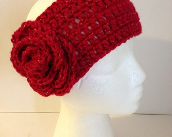 Christmas headband ear Warmers