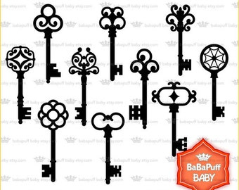 Digital Keys Set 2 ---- Personal and Small Commercial Use ---- BB 0746