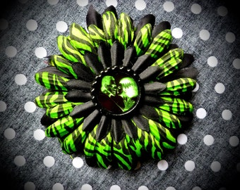 The Glowing Dead hair flower