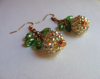 ON SALE NOW!  Golden Green