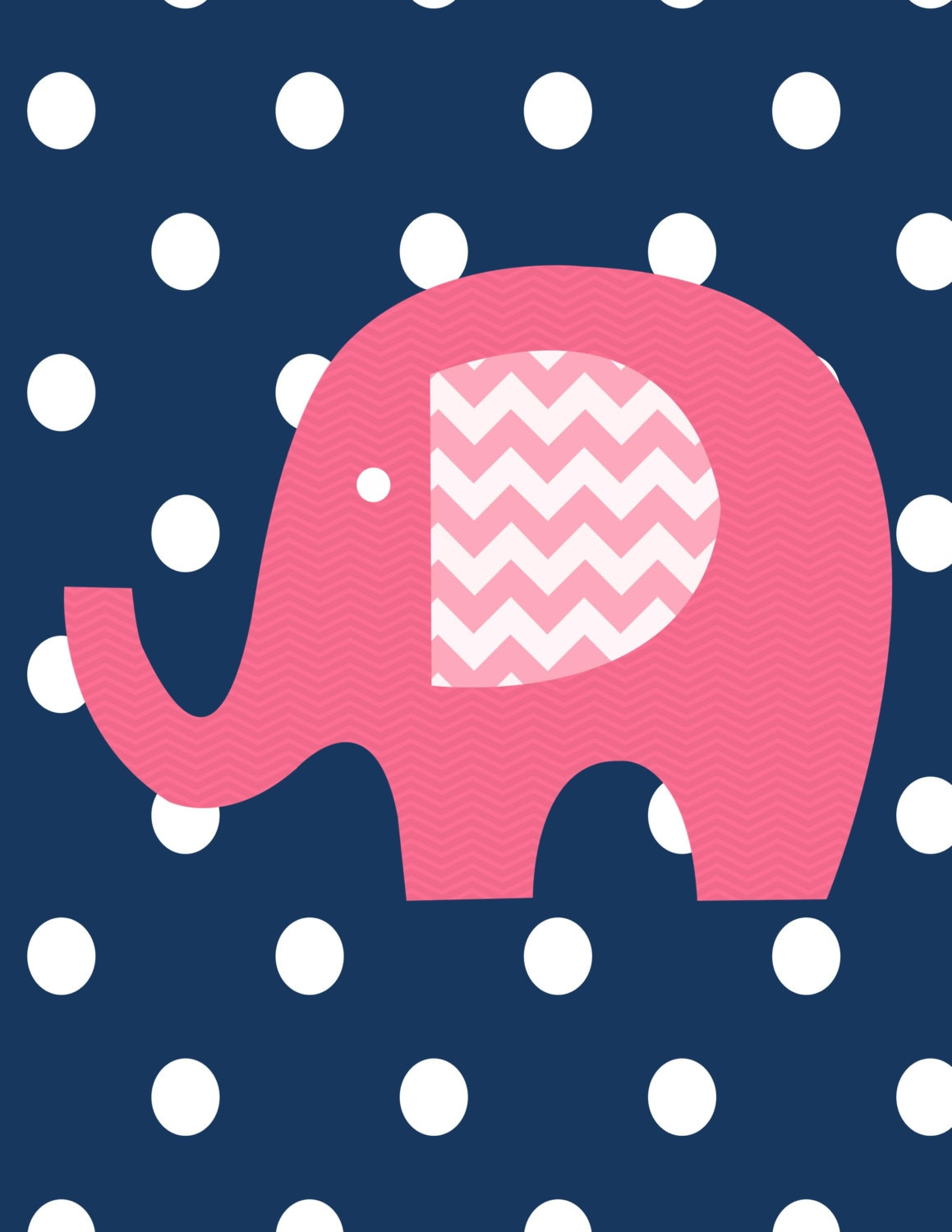 nursery decor elephants prints chevron nursery prints dream