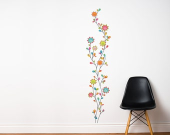 Nature Dance - kid wall decal