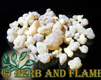 Frankincense Tears Ethiopia 1/2 oz to 2 pounds available (Boswellia carteri resin 1 2 4 8 16 lb lbs ounce dried cut sifted incense)