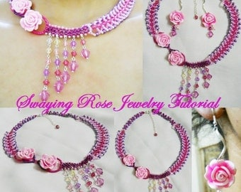 Swaying Rose Jewelry Tutorial