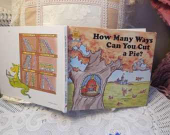 How Many Ways Can You Cut a Pie? (Magic Castle Readers) by Moncure, Jane Belk