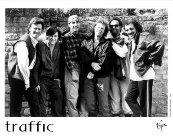 Traffic Publicity Photo 8 by 10 Inches