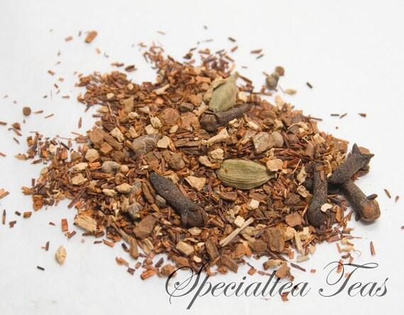 Specialtea Teas Organic Loose Leaf Tea Rooibos Chai ST0036