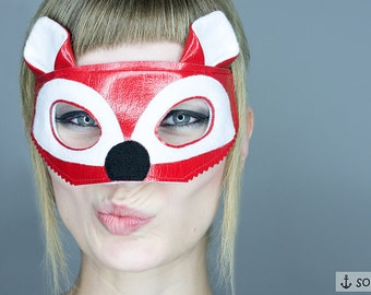 "Mask ""Kitsune"" - Fox Mask"