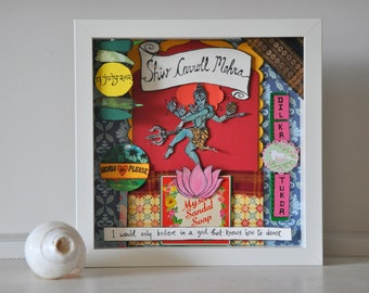 Made to order - but available on order - Indian Kitsch Art