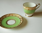 SALE! Vintage Paragon Fine China Cup and Saucer
