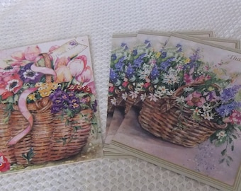 Vintage Gordon Fraser Thank You Cards