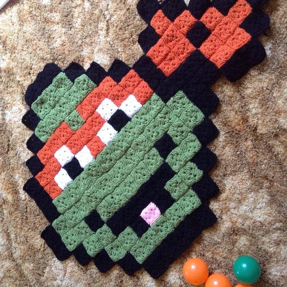 Ninja Turtle Rug By GrannysFanny On Etsy