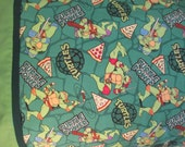 Teenage Mutant Ninja Turtles Power TMNT  Standard Size Pillowcase Pillow Case Cover