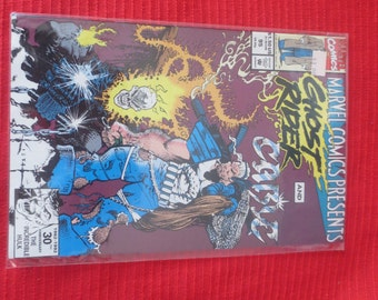 WOLVERINE COMIC # 95 w/ GHOST Rider and Cable
