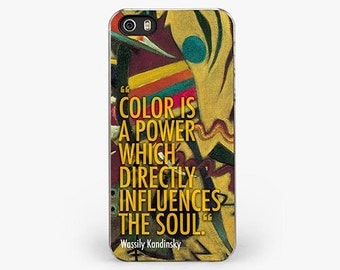 Wassily Kandinsky iPhone 5S Case, iPhone se Cases - iPhone 5C Case, iPhone 6 case, iPhone 6 plus case
