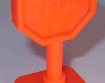fisher price little people stop sign