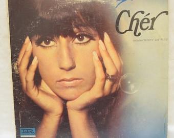 Vintage Record Cher Self Titled Album LP-9320