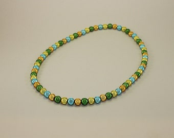Acid Drops Beaded Necklace