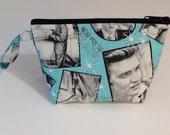 Elvis Make Up Bag - Accessory - Cosmetic Bag