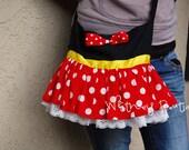 Minnie Mouse Inspired Shoulder Bag