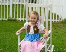 Sheriff Callie costume inspired play dress/ costume